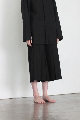 UNISEX_COTTON WIDE PANT
